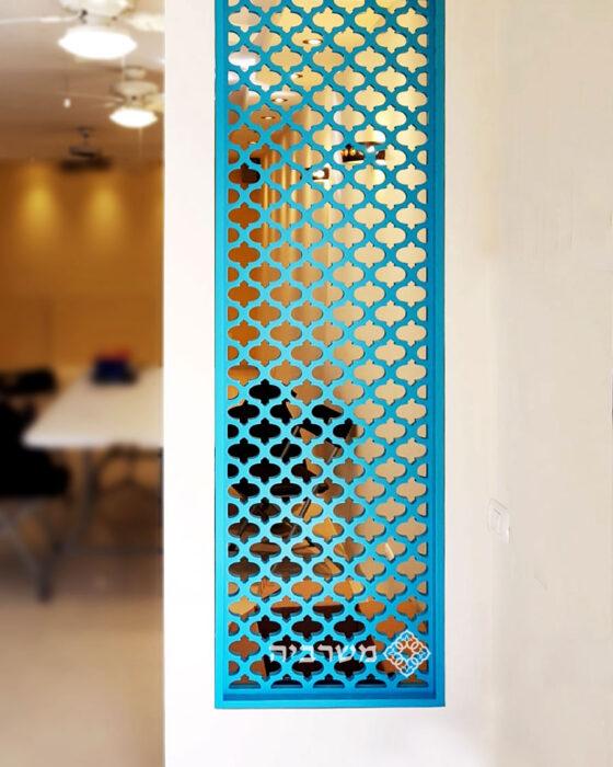 משרביה מרוקאית לקיר גבס